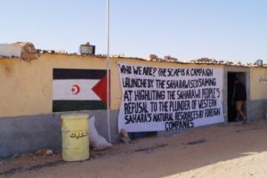 """Long live the RASD [Sahrawi Arab Democratic Republic]"""